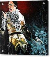 Billie Jean Acrylic Print