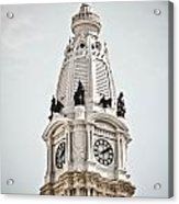Billy Penn Acrylic Print