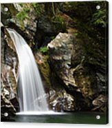 Bingham Falls Stowe Vermont Acrylic Print