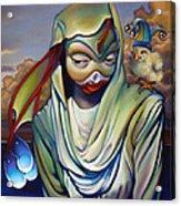 Binky's Mistress Acrylic Print
