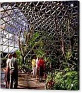 Bio Dome Acrylic Print