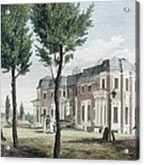 Birch: Philadelphia, 1800 Acrylic Print