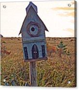 Bird Sanctuary Acrylic Print