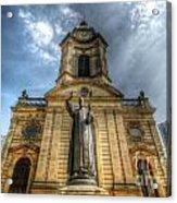 Birmingham Cathedral 1.0 Acrylic Print