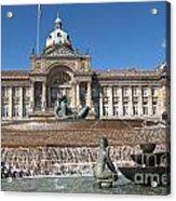 Birmingham Landmark Acrylic Print