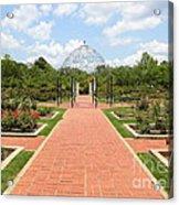 Birmingham Rose Garden Acrylic Print