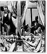 Birth Of A Nation, 1915 Acrylic Print