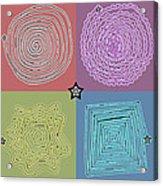 Birth Of A Star Acrylic Print