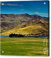 Black Canyon Reservoir Acrylic Print