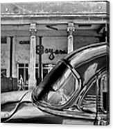 Black Car Havana Acrylic Print