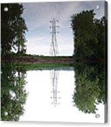 Black River Dadville Ny Acrylic Print