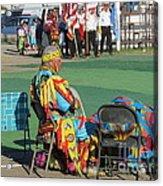 Blackfeet Pow Wow 02 Acrylic Print