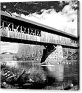 Blair Bridge Acrylic Print