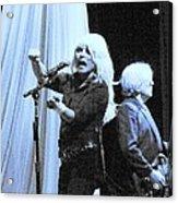 Blondie Live 2010 Acrylic Print