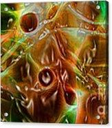 Blood Work Acrylic Print