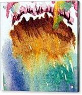 Bloomin Abstract Acrylic Print