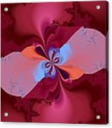 Blooming Color Acrylic Print