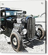 Blown Coupe Acrylic Print