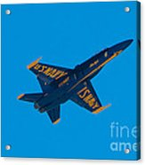 Blue Angels 17 Acrylic Print
