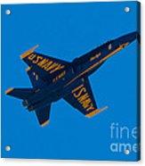 Blue Angels 18 Acrylic Print