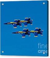 Blue Angels 2 Acrylic Print