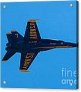 Blue Angels 21 Acrylic Print
