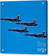 Blue Angels 26 Acrylic Print