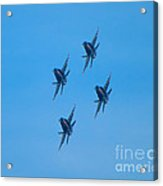 Blue Angels 7 Acrylic Print