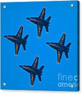 Blue Angels 8 Acrylic Print
