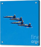 Blue Angels Acrylic Print