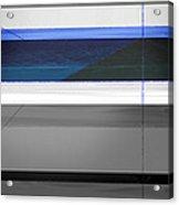 Blue Flag Acrylic Print