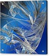Blue Legacy Acrylic Print