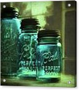 Blue Light Special Acrylic Print