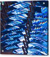 Blue Lights Acrylic Print