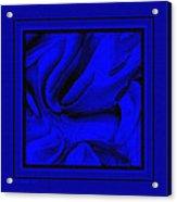 Blue Morass Acrylic Print