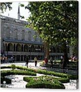 Blue Mosque I - Istanbul Acrylic Print
