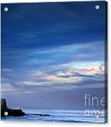 Blue Storm Acrylic Print