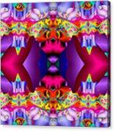 Blueberry Ice Acrylic Print by Robert Orinski