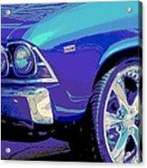 Blueman Group Acrylic Print