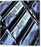 Blues Harps  Acrylic Print