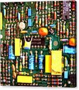 Board Game_thirtysix Acrylic Print