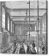 Boarding School, 1862 Acrylic Print