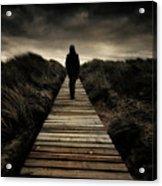 Boardwalk Of Doom Acrylic Print