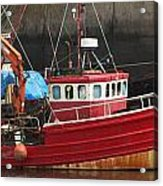 Boat 0001 Acrylic Print