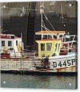 Boat 0002 Acrylic Print