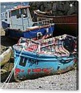 Boat 0003 Acrylic Print