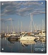 Harbor Cams Acrylic Print