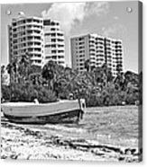 Boat For Sure Acrylic Print
