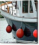 Boat Time Acrylic Print