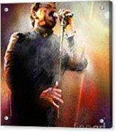 Bobby Kimball From Toto 01 Acrylic Print